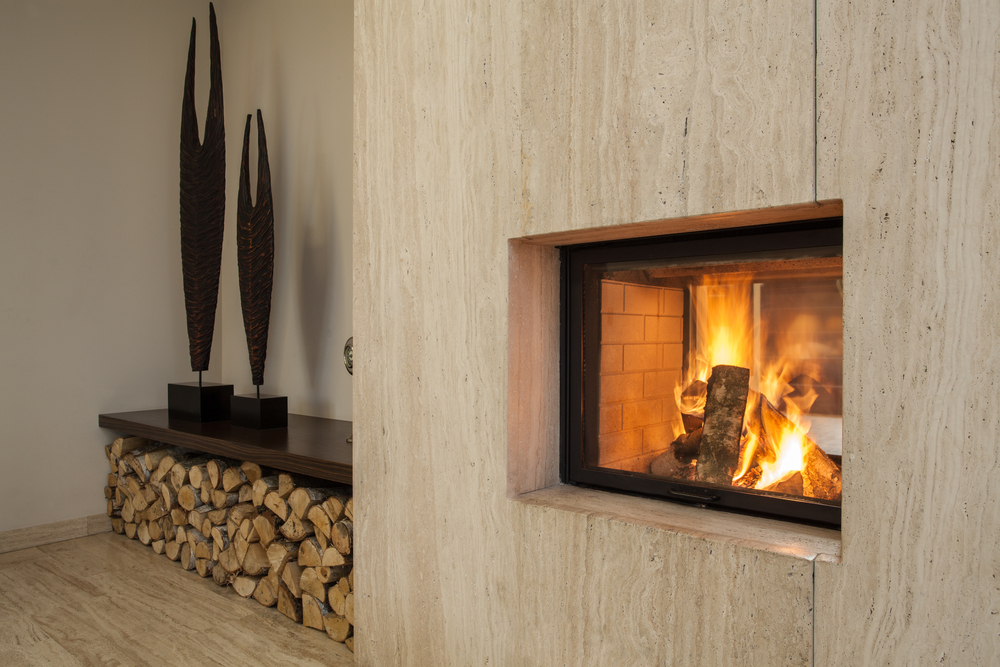 design poele à bois